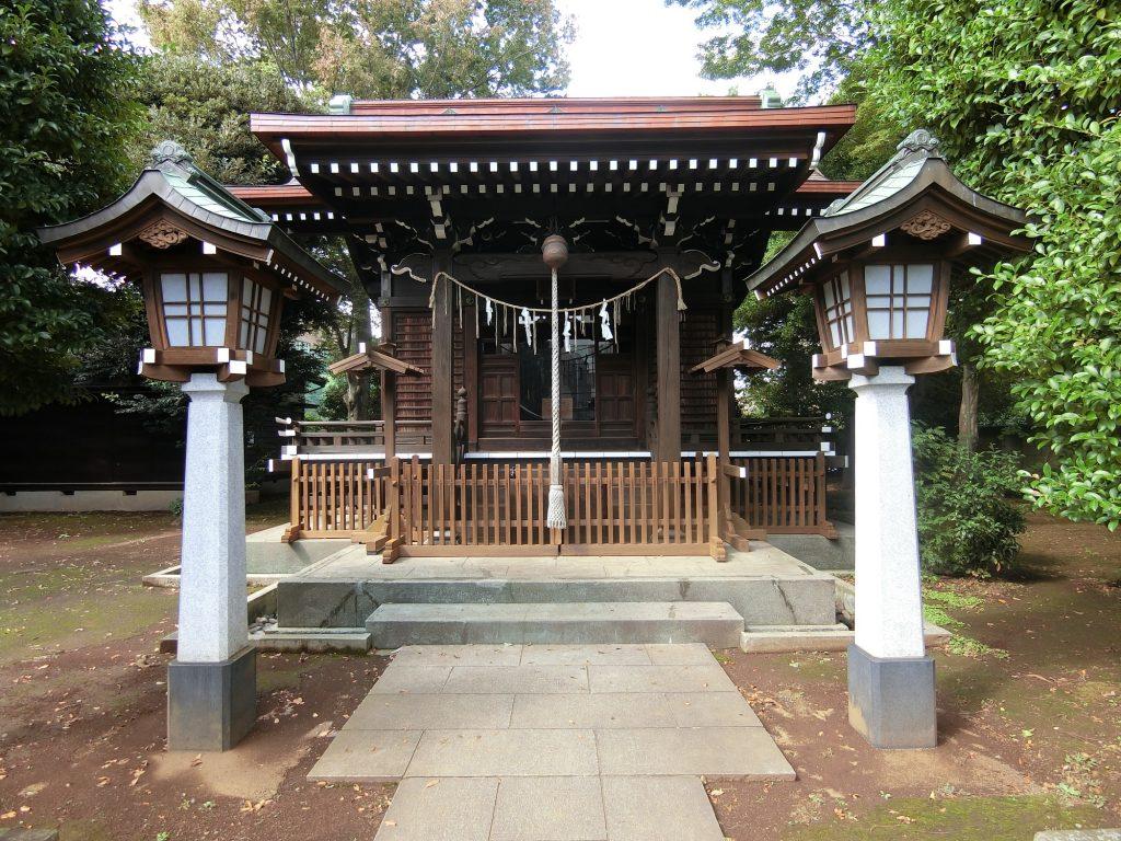 砧4丁目_三峯神社