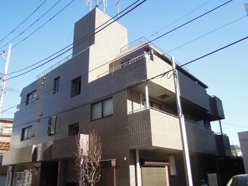 祖師ヶ谷大蔵駅徒歩8分_1DKマンション_角部屋