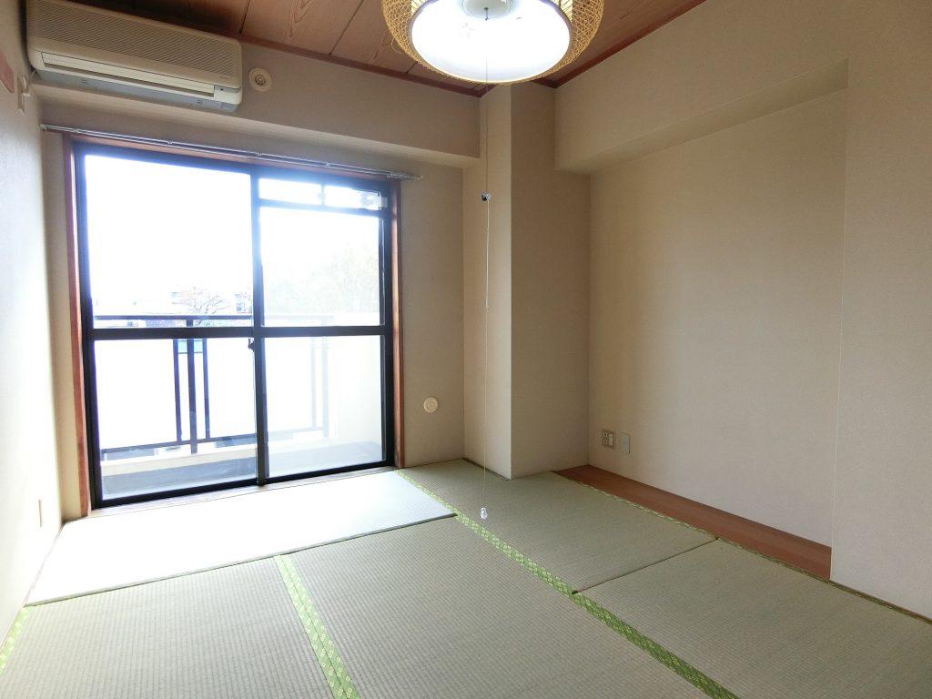 世田谷区千歳台3丁目_4DK賃貸マンション_和室